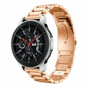 Samsung Galaxy Watch stalen band (rosé goud)