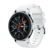 Samsung Galaxy Watch silicone band (wit)