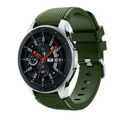 Samsung Galaxy Watch silicone band (legergroen)