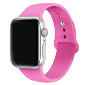 Apple Watch sport band (roze)