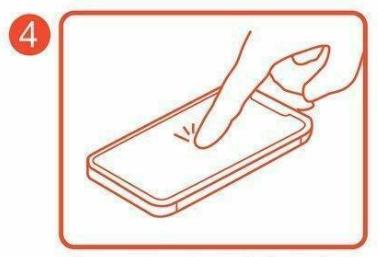 screenprotector aanbrengen iphone 11