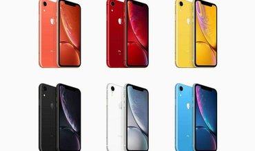 iPhone kleuren