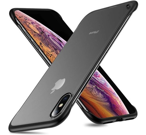 ShieldCase ShieldCase iPhone Xr slim case met bumpers (zwart)