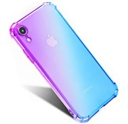 ShieldCase® Paars-blauwe Shock case iPhone Xr