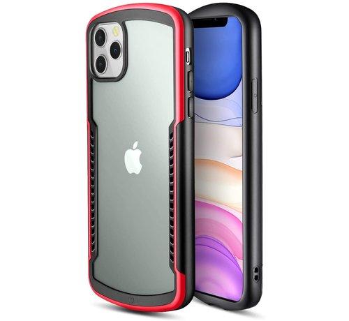 ShieldCase ShieldCase schokbestendig hoesje iPhone 11 (rood)