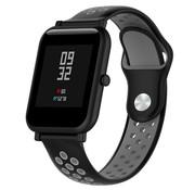 Xiaomi Amazfit Bip sport band (zwart/grijs)