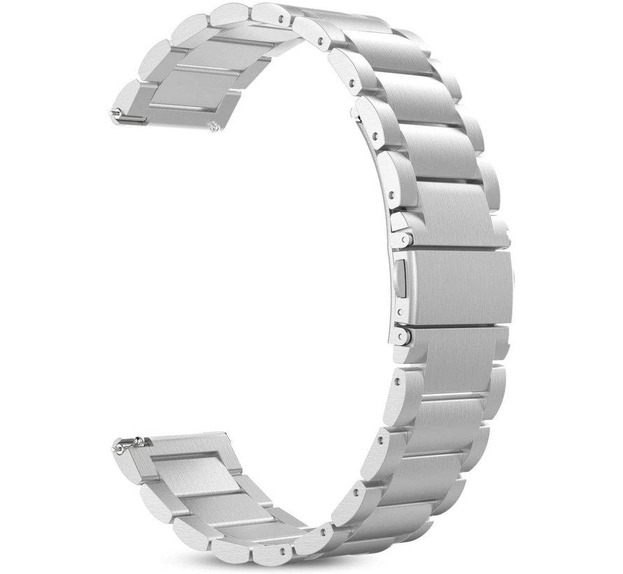 Polar Vantage M  stalen band (zilver)