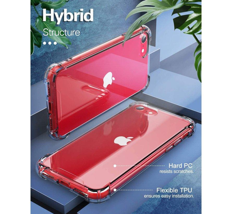 ShieldCase Doorzichtig shock hoesje iPhone SE 2020