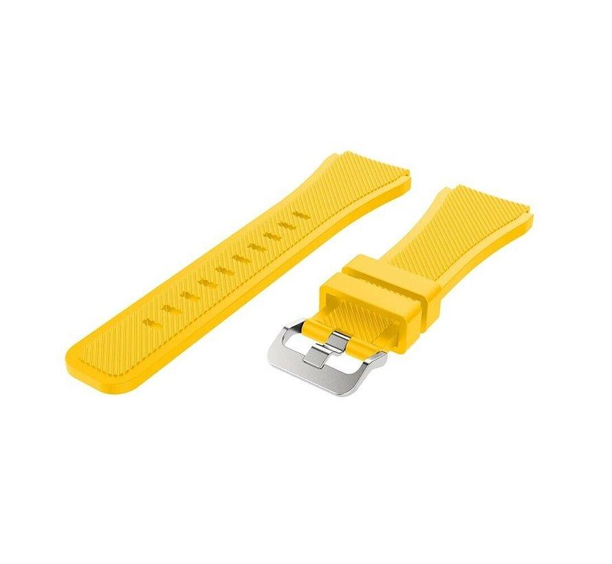 Polar Vantage M silicone band (geel)