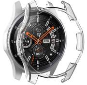 Samsung Galaxy Watch silicone case (transparant)