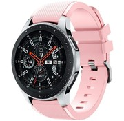 Samsung Galaxy Watch silicone band (roze)