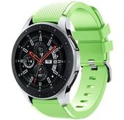 Samsung Galaxy Watch silicone band (groen)