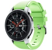 Samsung Galaxy Watch silicone band (lichtgroen)