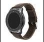 Samsung Gear S3 lederen bandje (donkerbruin)
