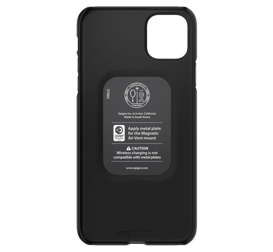 Spigen Thin Fit Case voor de iPhone 11 - Zwart