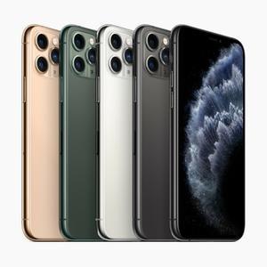 kleuren iphone 11 pro