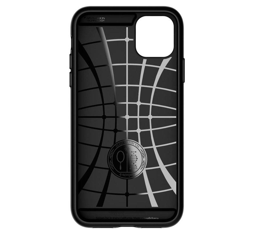iPhone 11 Case Slim Armor CS ( Grijs / Zwart )