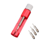Horloge schakel pin toolkit (rood)