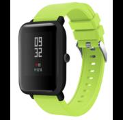 Xiaomi Amazfit Bip silicone band (groen)