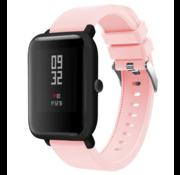Xiaomi Amazfit Bip silicone band (roze)