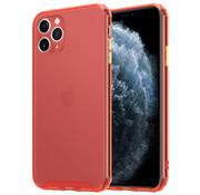 ShieldCase® Gekleurde Shock case iPhone 11 Pro Max (rood)