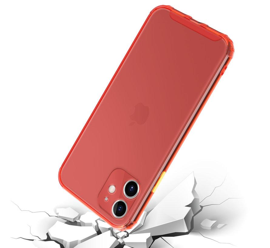 ShieldCase gekleurde Shock case iPhone 11 (rood)