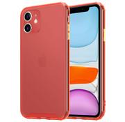 ShieldCase® Gekleurde Shock case iPhone 11 (rood)