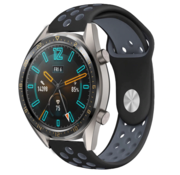 Huawei Watch GT sport bandje (zwart/grijs)
