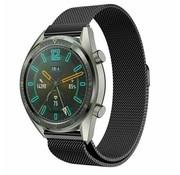 Huawei Watch GT Milanees bandje (zwart)
