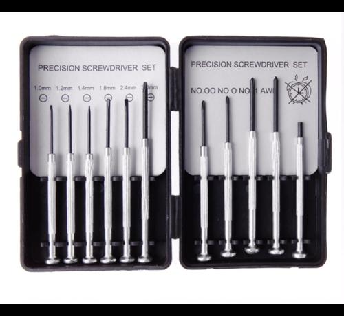 ShieldCase® 11-delige kleine schroevendraaierset