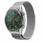Huawei Watch GT Milanees bandje (zilver)