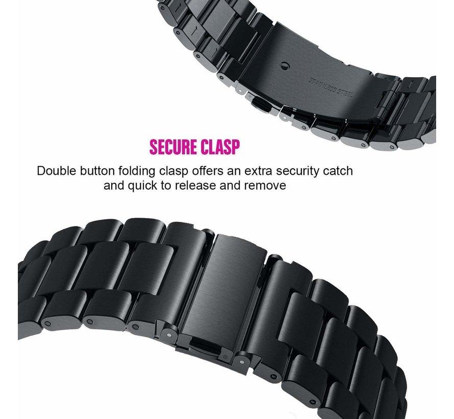 Huawei Watch GT metalen bandje (zwart)