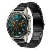 Huawei Watch GT stalen bandje (zwart)