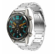 Huawei Watch GT stalen bandje (zilver)