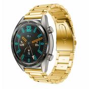 Huawei Watch GT stalen bandje (goud)
