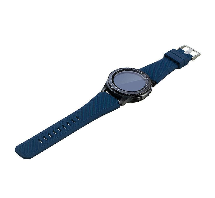 Garmin Vivoactive 3 silicone band (donkerblauw)
