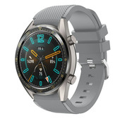 Huawei Watch GT silicone band (grijs)