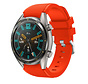 Huawei Watch GT silicone band (rood)