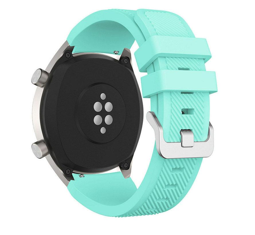 Huawei Watch GT silicone band (aqua)