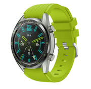 Huawei Watch GT silicone band (lichtgroen)