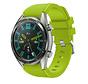 Huawei Watch GT silicone band (lichtgroen)