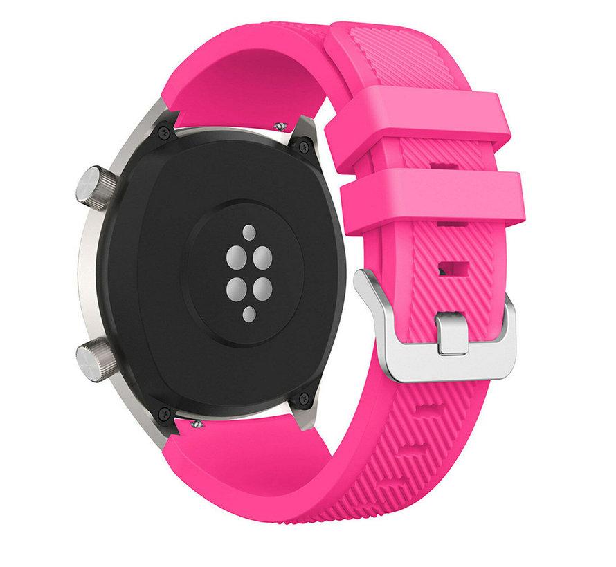 Huawei Watch GT silicone band (knalroze)