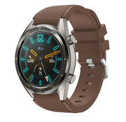 Huawei Watch GT silicone band (koffiebruin)
