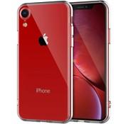 ShieldCase® Siliconen hoesje met camera bescherming iPhone Xr (transparant)
