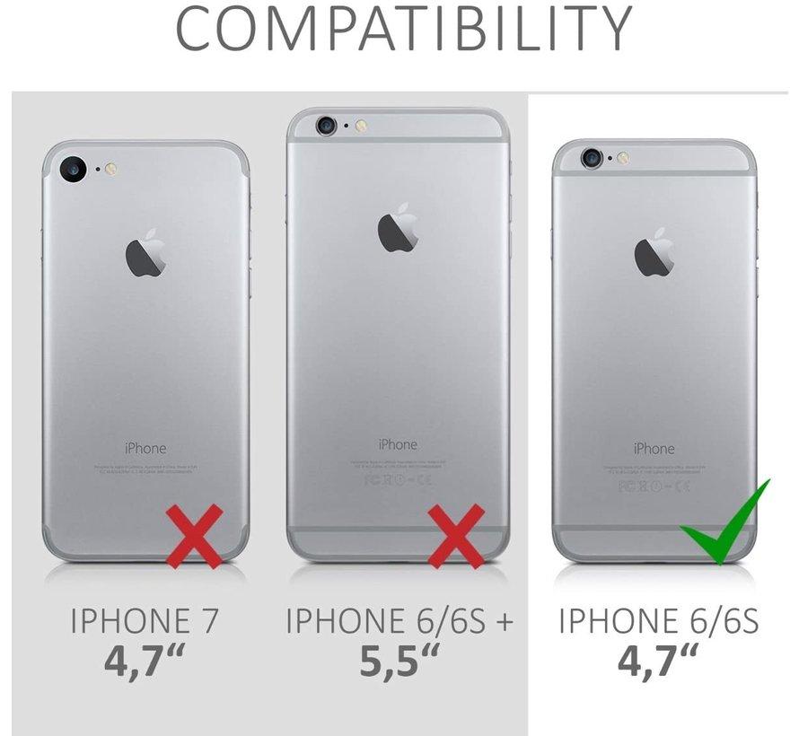 ShieldCase Silicone case iPhone 6 (blauw)