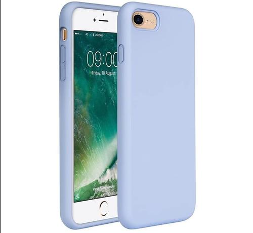 ShieldCase ShieldCase Silicone case iPhone 6 (lichtpaars)