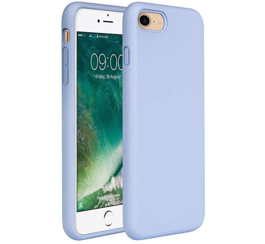 ShieldCase Silicone case iPhone 6 (lichtpaars)