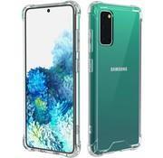 ShieldCase® Samsung Galaxy A41 shock case (transparant)