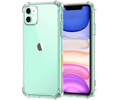 ShieldCase ShieldCase Schokbestendig hoesje iPhone 11 (transparant)