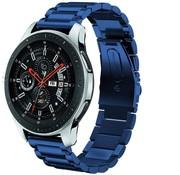 Samsung Galaxy Watch stalen band (blauw)